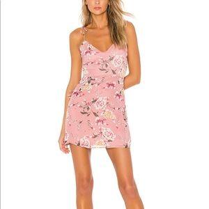 NWT Revolve Ellie Cami dress in pink floral
